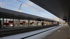 W marcu pociągi wjadą na Stadion