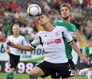 Legia przegrała z SV Ried 1:2