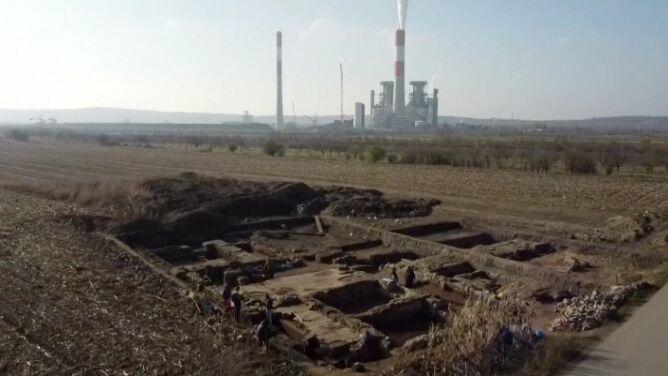 Pod polem kukurydzy odnaleźli zabudowania z okresu Cesarstwa Rzymskiego