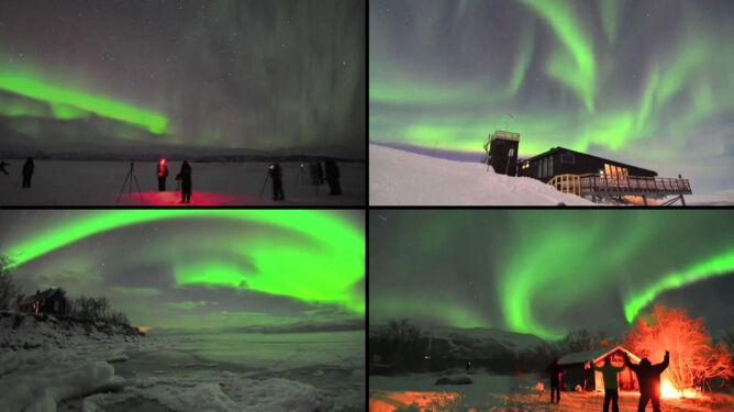 Zorza polarna online. Naukowcy udostępnią film i zdjęcia