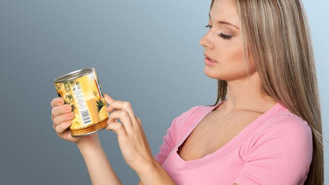 Etykiety poinformują, jak długo będziemy spalać kalorie zawarte w produkcie