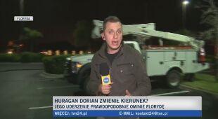 Wojciech Bojanowski relacjonuje sytuację na Florydzie